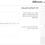 metatag settings amnews  - مجلة ووردبريس