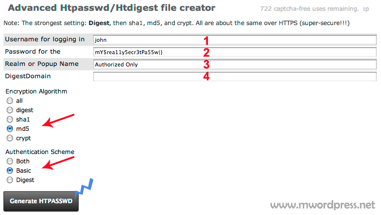 generate-password
